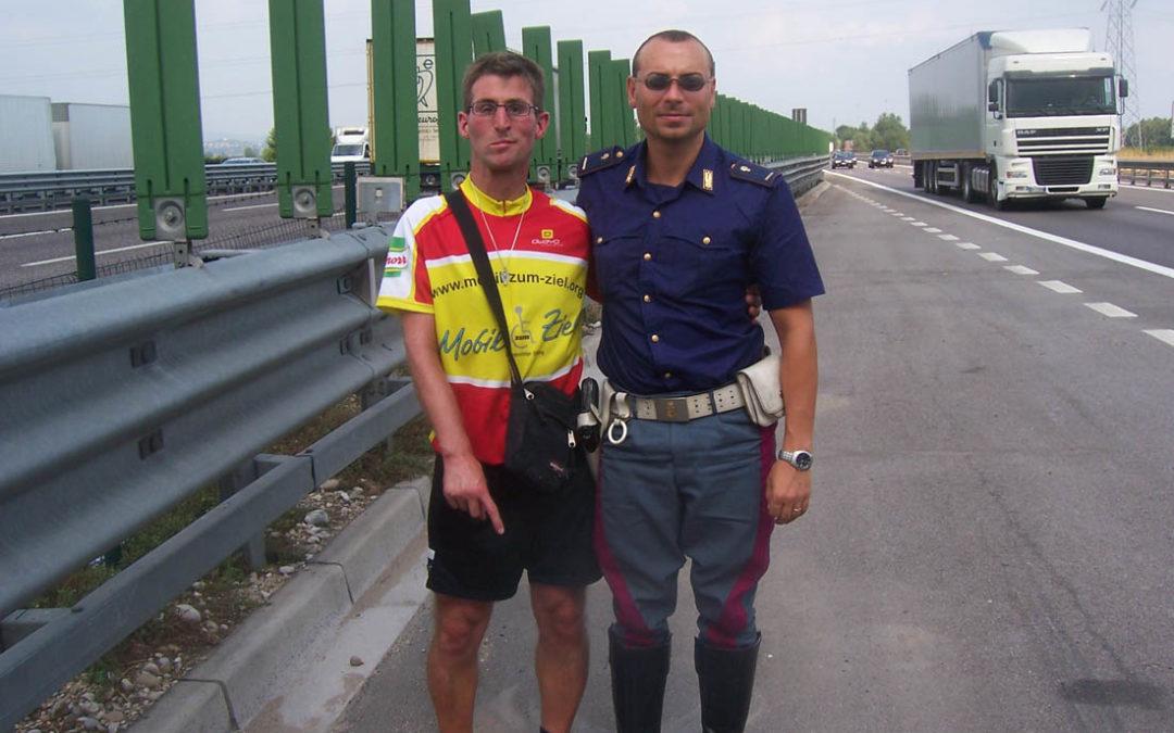 Hubert´s und meine Radtour nach Venecia (Venedig) im Jahre 2007
