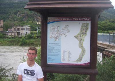 Marco_am_Etschradweg