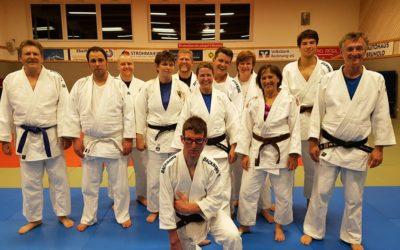 Bilder vom Judotraining