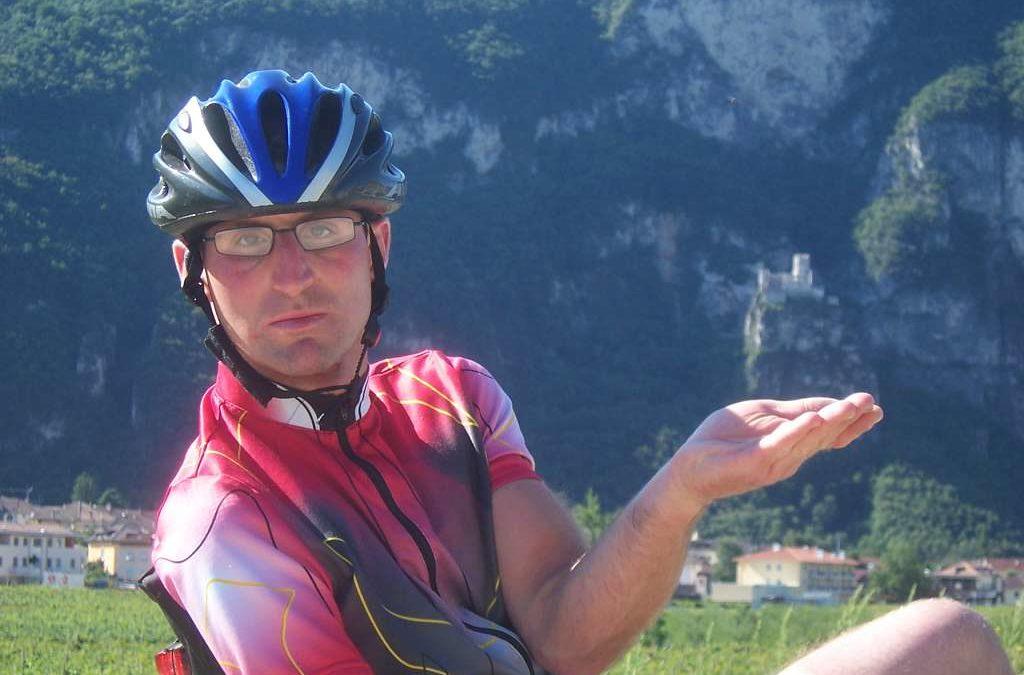 Hubert´s und meine Radtour 2006 Gardasee