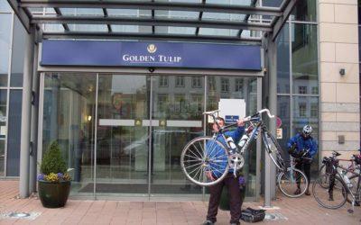 Bäder – und Rehatour nach Ahlbeck 2008