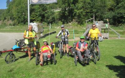 Radtour von Stuttgart nach Leutkirch vom 02.09.2020 bis zum 08.09.2020